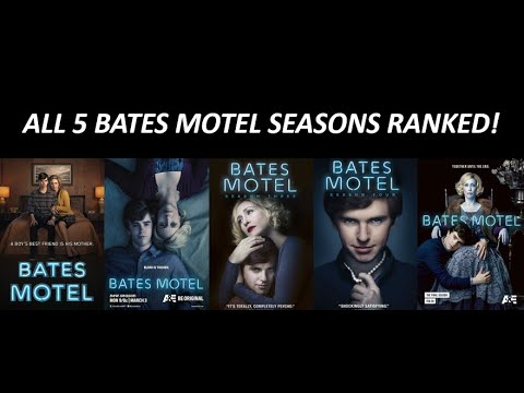 All 5 Bates Motel Seasons Ranked (Worst to Best)