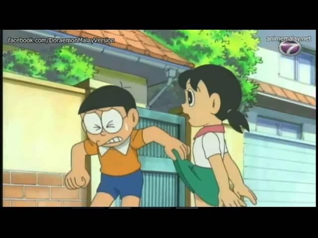 Doraemon Selamatkan Tinggal Shizuka malay dub