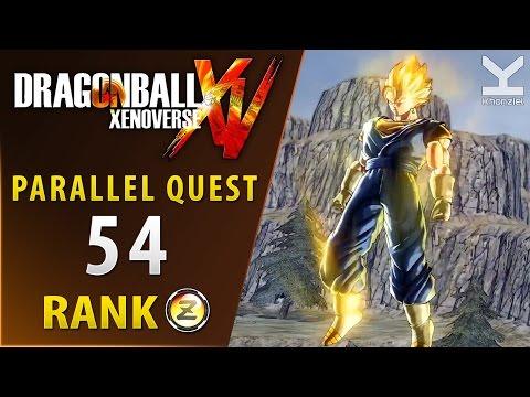 Dragon Ball Xenoverse - Parallel Quest 54 - Rank Z