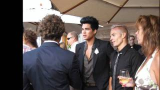 Скачать Adam Lambert And Sauli Part 1