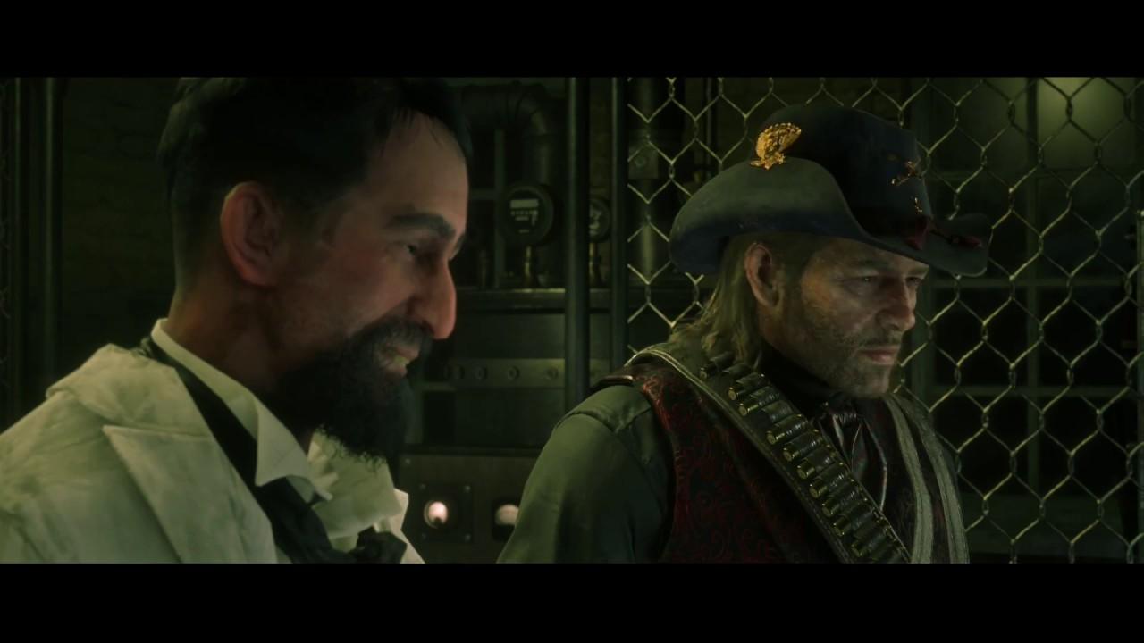 Red Dead Redemption 2 : Marko Dragic - Un jeune inventeur plein d'avenir II - XB1 X gameplay 4K