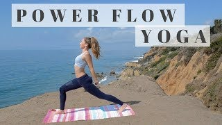Intermediate Vinyasa Yoga | Dynamic Power Flow