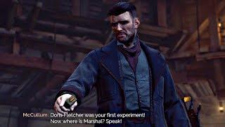 VAMPYR - McCullum Boss Fight #5 The Vampire Hunter (1080p 60fps) PS4 Pro