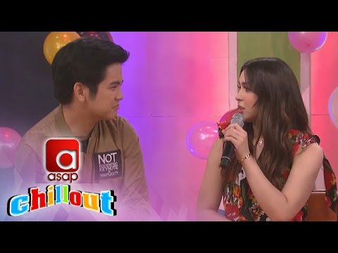 """ASAP Chillout: """"Who's Who?"""" Game with Joshua and Julia"""