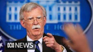 Donald Trump fires national security adviser John Bolton | ABC News