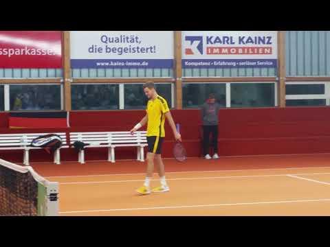 Hanfmann takes maiden ATP Challenger title in Ismaning