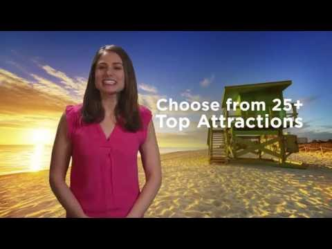 Miami & The Keys® Explorer Pass - Visit Top South Florida Attractions