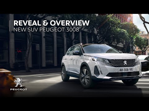New SUV PEUGEOT 3008 - REVEAL & OVERVIEW