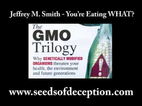 GMO Trilogy - You're Eating WHAT? (Audio CD)