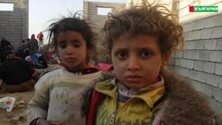 Беженцы войны Ирак Махмур Битва за Мосул 27 11 2016