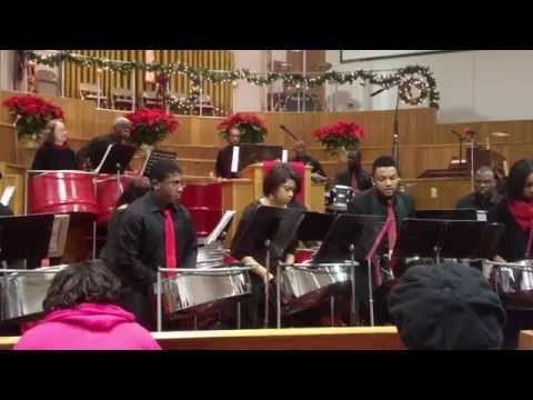 St. Luke's Steel Band- Brazil (Russell and Barroso)