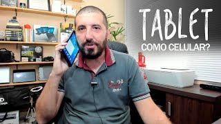 Usar Tablet como Celular? #ResterTECH