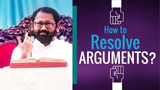 How to Resolve Arguments? The 3 Perspectives You Need to Know