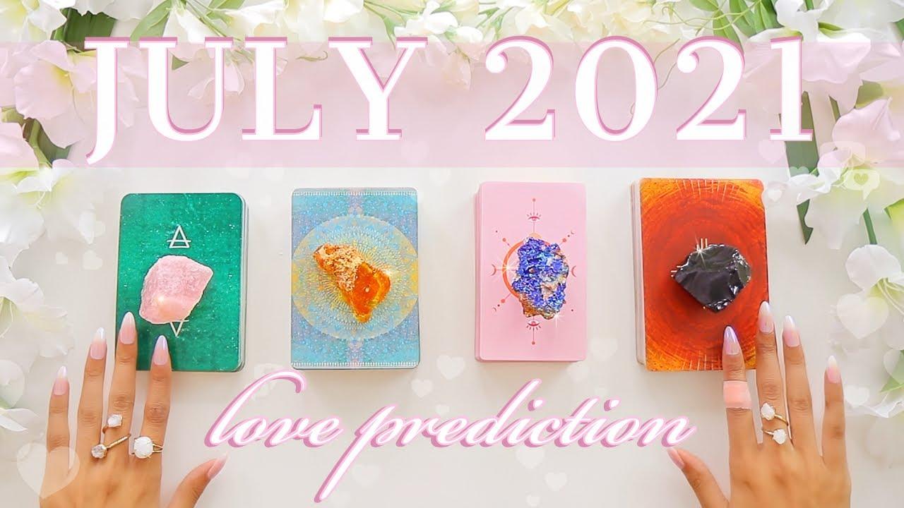 🔮Single's July 2021 LOVE Prediction 💕💏💡(PICK A CARD)✨Tarot Reading✨