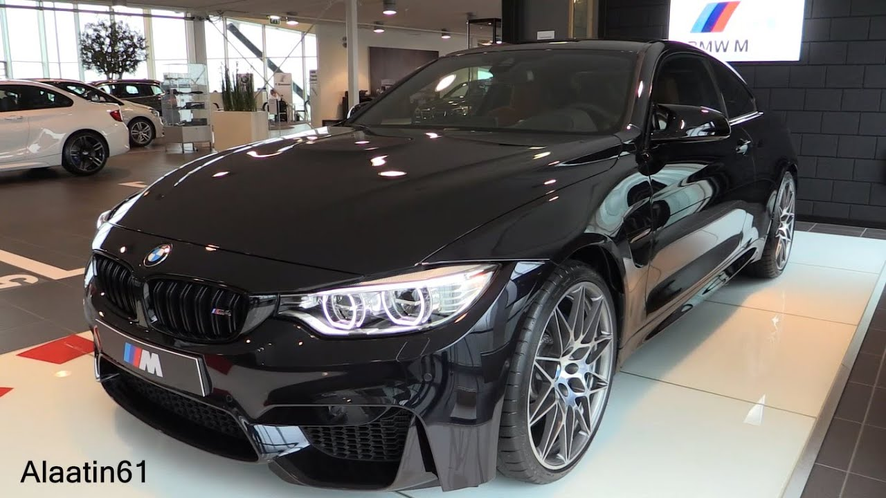 bmw m4 competition package 2017 start up exhaust sound full in depth review interior exterior. Black Bedroom Furniture Sets. Home Design Ideas