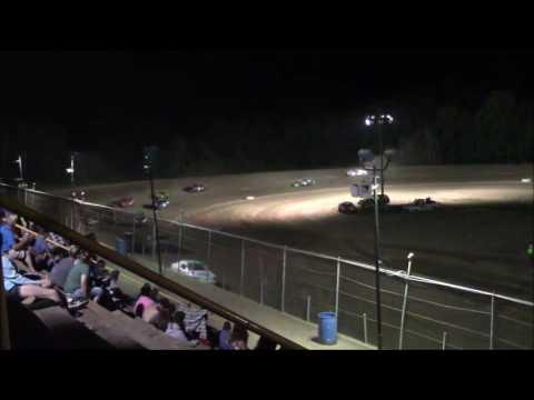 Butler Motor Speedway FWD Feature 8/6/16