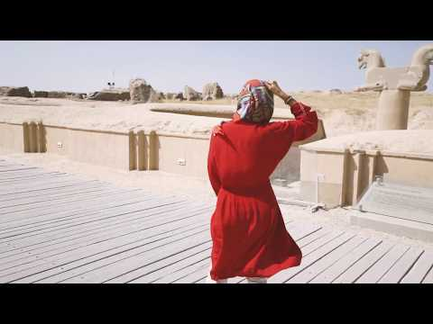 Girl Solotraveler From Tehran to The south Of Iran Fall 2017 safe and sound
