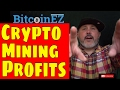 Cryptocurrency Mining Profits   Ethereum ENS  Bitcoin Price