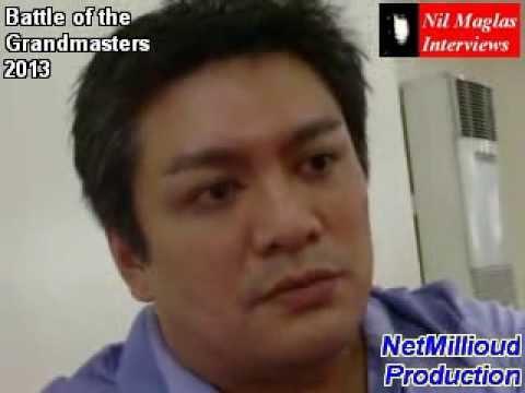 Nil Maglas Interviews GM Banjo Barcenilla after Battle of the Grandmasters 2013
