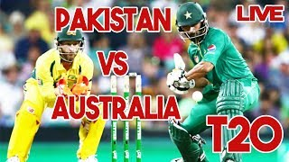 How to watch pakistan vs australia live match t20 At 1