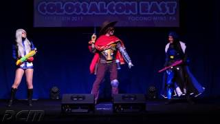 """Colossalcon 2017 S01 - Nobody Special """"Conceal, Don't Heal"""" Overwatch"""