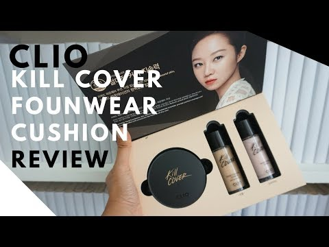 Kill Cover Liquid Foundation Cushion Kit