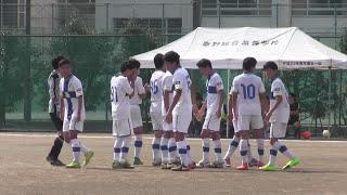 20170826 エスペランサSCユース vs 秦野総合高校A(神奈川県U 18三部リーグ)