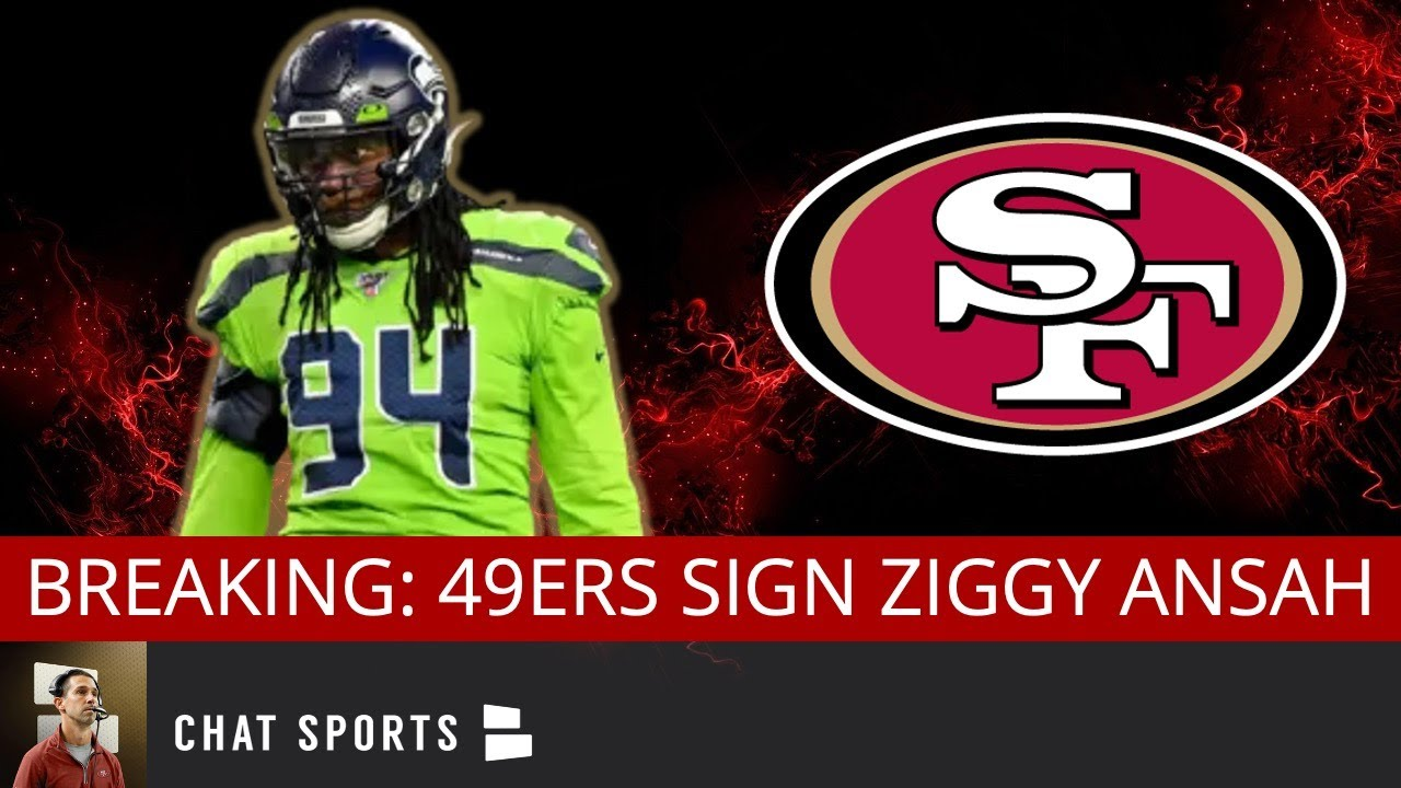 BREAKING: 49ers Sign Ziggy Ansah + More Replacements For Nick Bosa & Solomon Thomas