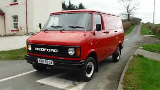 BEDFORD CF 250 1983 ONLY 84K MILES BEST AVAILABLE SOLD BY www catlowdycarriages com