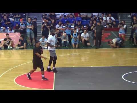 2017-09-05 Nike Rise Academy Challenge (Lebron James Tour Hong Kong)