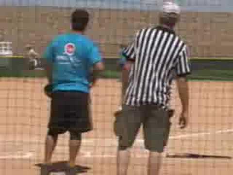 WMBI - Scott Cruz,  Home Run