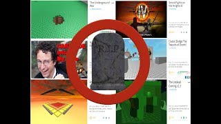 ROBLOX'S DUMBEST UPDATE EVER! - Killing Old ROBLOX (RANT)