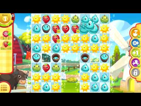 Farm Heroes Saga Android Gameplay #8