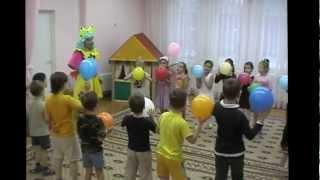 Праздник в детск  садике
