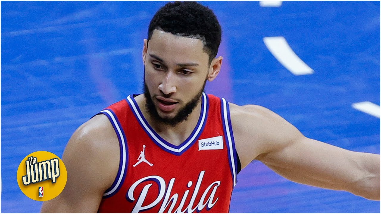 Sixers-Hawks: Ben Simmons steps up on offense and defense