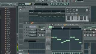 Johnny Quest (Australian Producer) Making A Beat