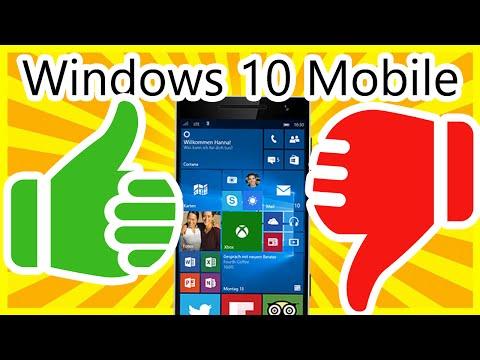 Warum Windows Phone? Pro und Contra zu Windows Phones und Windows 10 Mobile