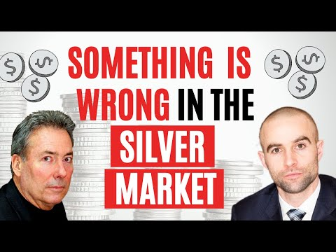 Something Smells Wrong In The Silver Market - Price Manipulation and Paper Silver - David Morgan