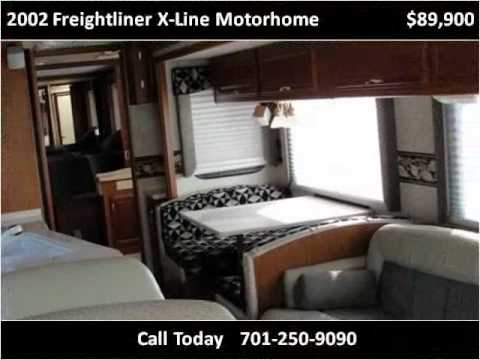 2002 Freightliner X Line Motorhome Used Cars Bismarck Nd Youtube