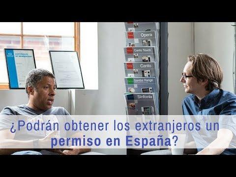 Regularización 2018: Los extranjeros en España podrían obtener un permiso, ¿cierto?