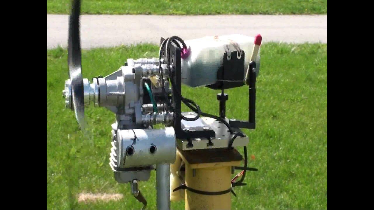 Www Pspmfg Com Vibration Dampening Rc Engine Test Stand 1 Youtube