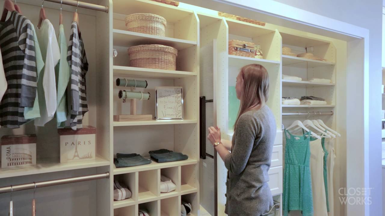High Quality Reach In Closets From Closet Works