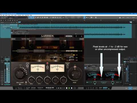 Lurssen Mastering Console 1.0.3 - update features and tips