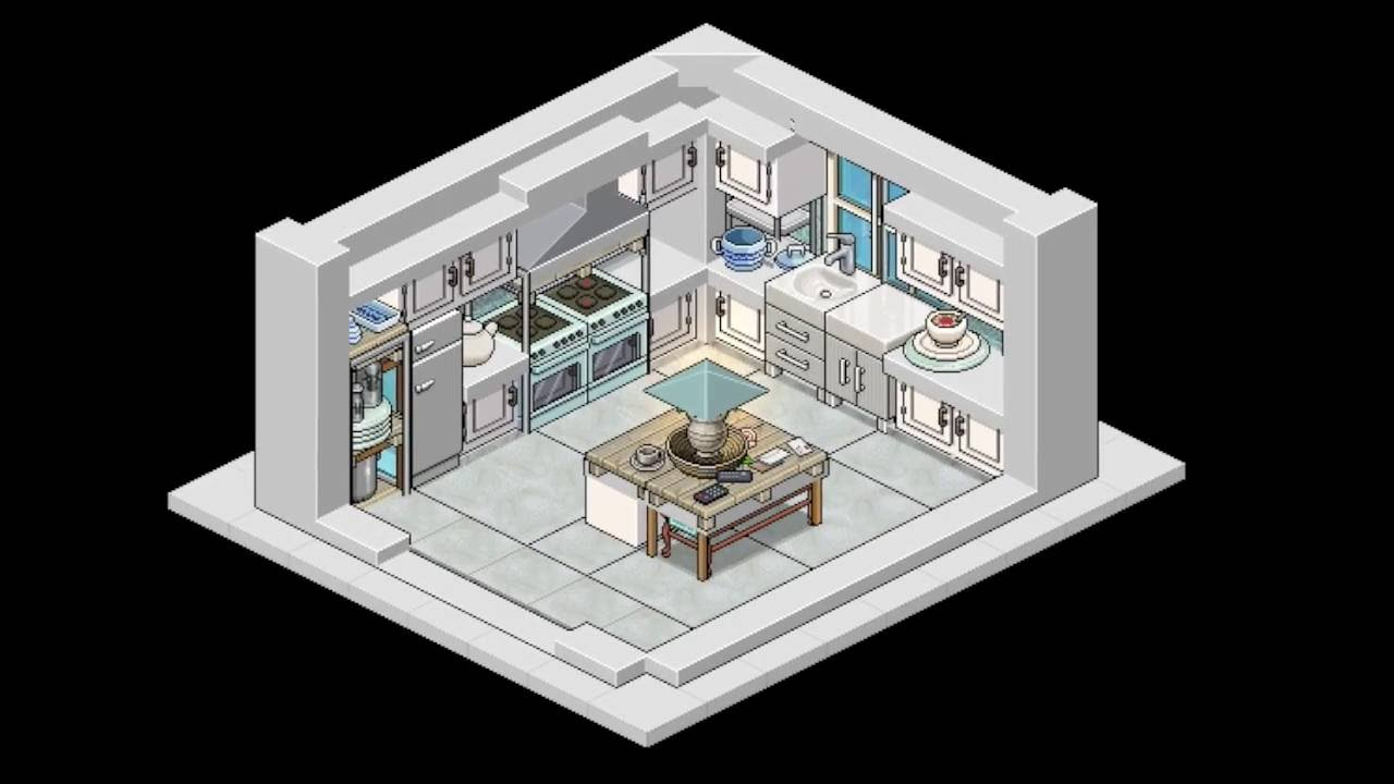 Habbo Beginners Building Tutorial Apartment Cottage