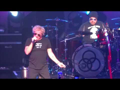 2017-09-22 Sammy Hagar & The Circle - Live at Foxwoods Grand Theater