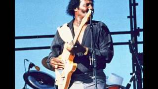 Albert Collins Master Charge (Versión de estudio)