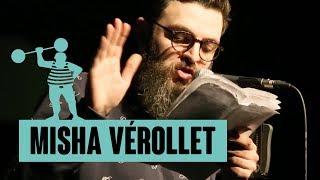 Misha Vérollet – Natürlich würde ich Hund essen