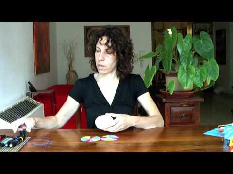 Cómo hacer un trompo de cartón - Manualidades para todos