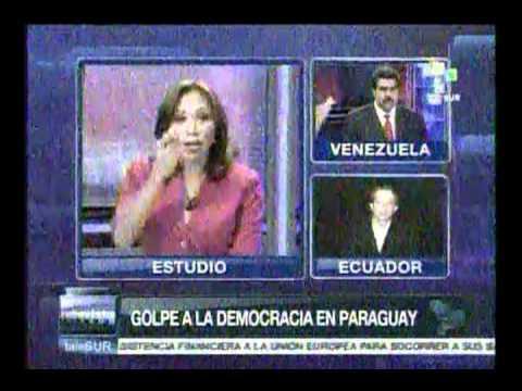 Paraguay  y Bolivia: La derecha quiere por la fuerza lo que no pudo ganar en las urnas