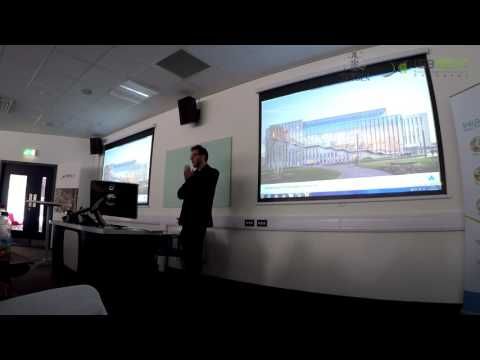 Arup Associates Lecture (Lincoln | IBEX International Architecture Summer School)